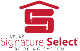 Atlas Signature Select Roofing System Logo